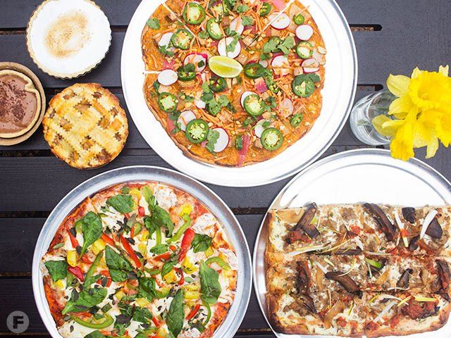 Humble Pie Now Open In Ladue Serving Pizza Salad And More
