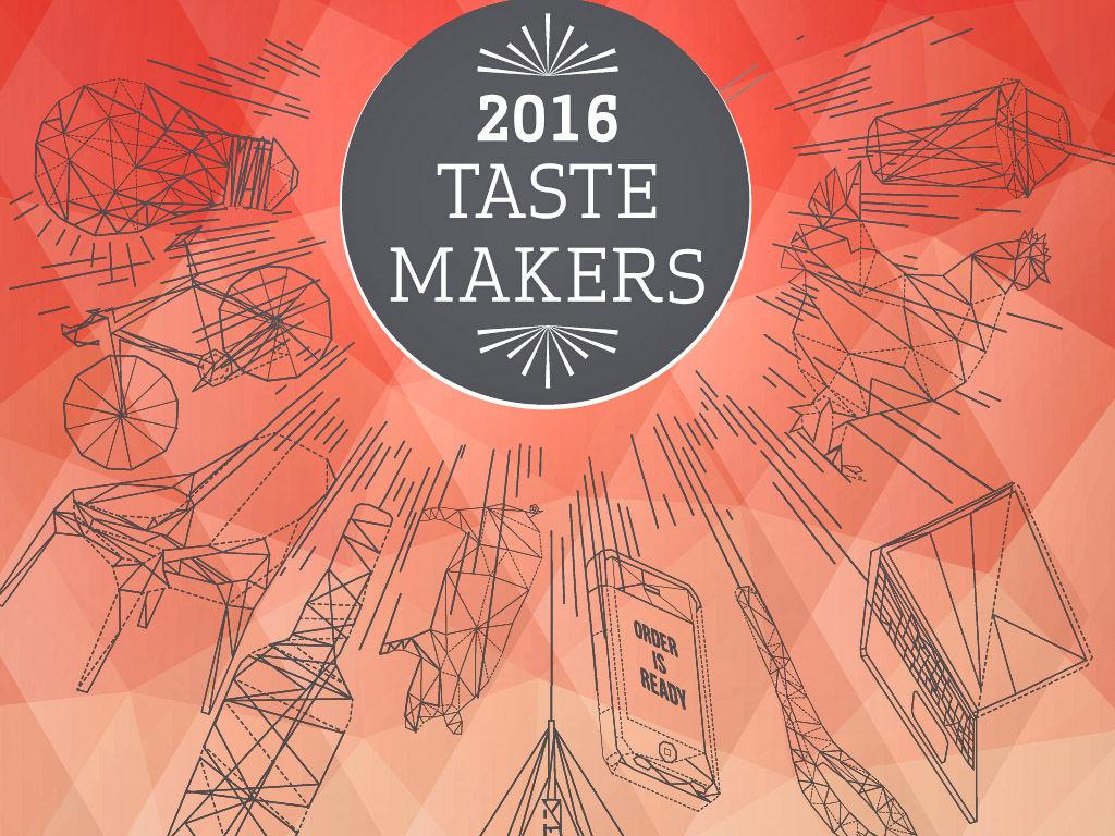 2016 Tastemakers