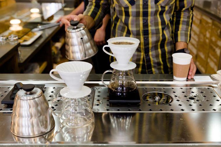 Blueprint quay coffee team up for cold brew growlers the feed blueprint coffee malvernweather Choice Image