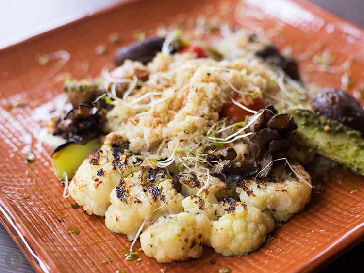 Prime 55 Cauliflower Steak