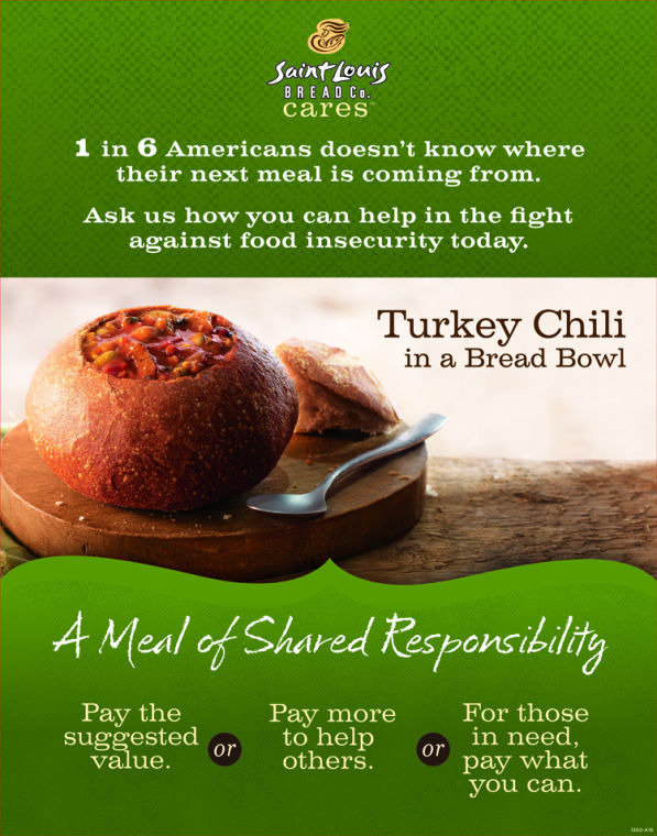 Panera Debuts Charitable Pay What You Want Turkey Chili The Feed Feastmagazine Com
