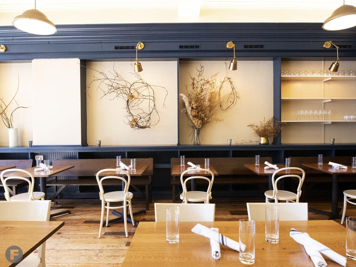 Winslow's Table Interior