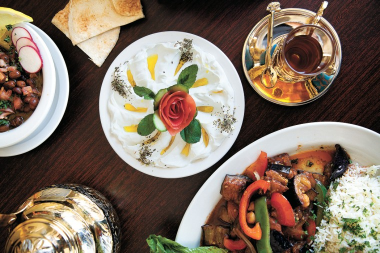 Where We're Dining: Layla Lebanese Restaurant
