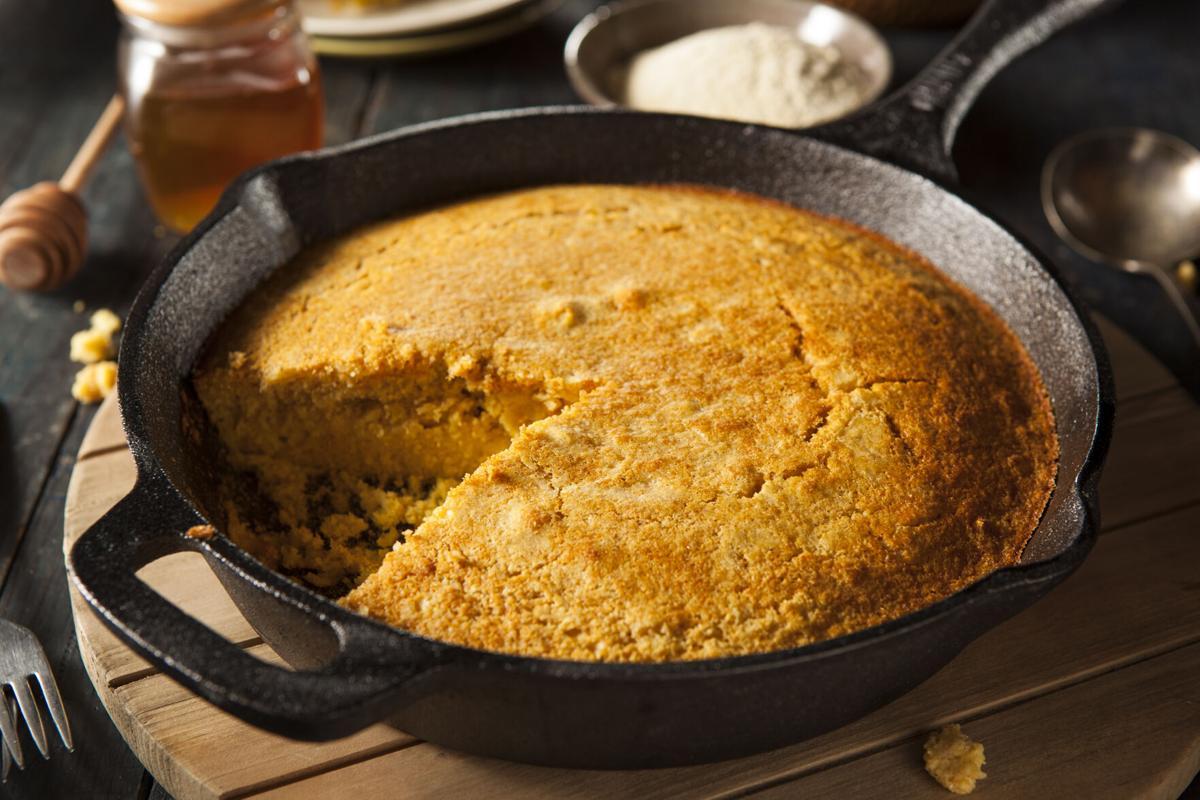 Cracklin' Cornbread