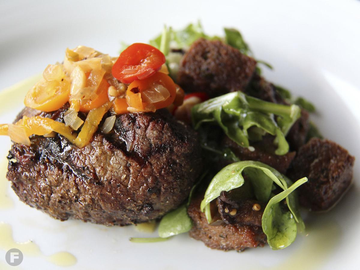 Plate Beef Filet