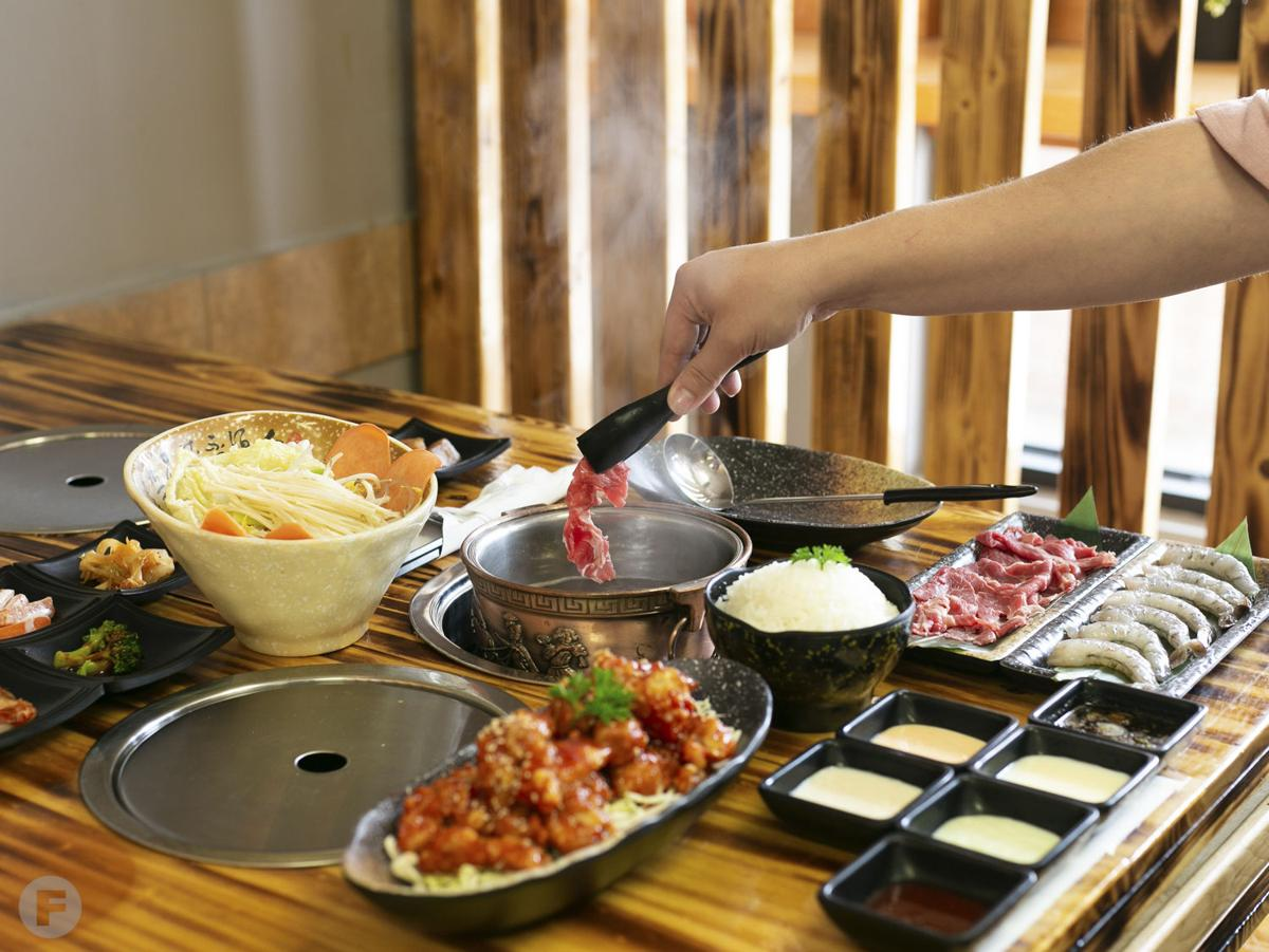 Little Korea Hot Pots