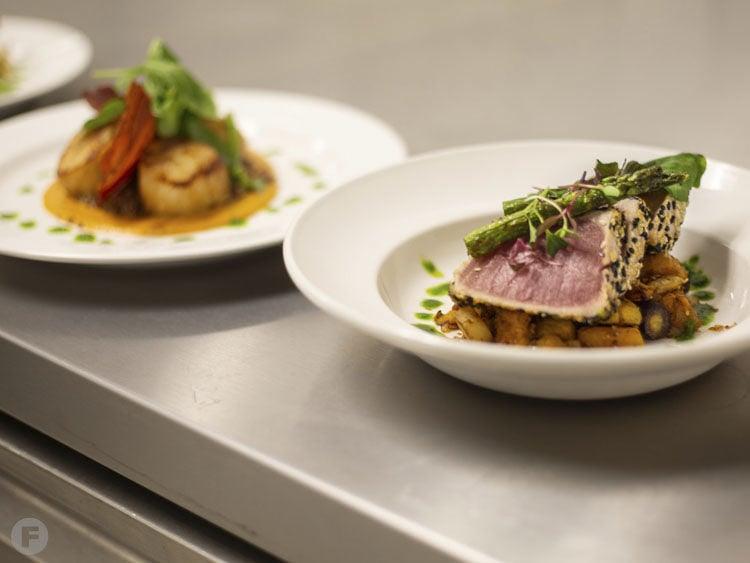 KCUMB Campus Kitchen Dishes