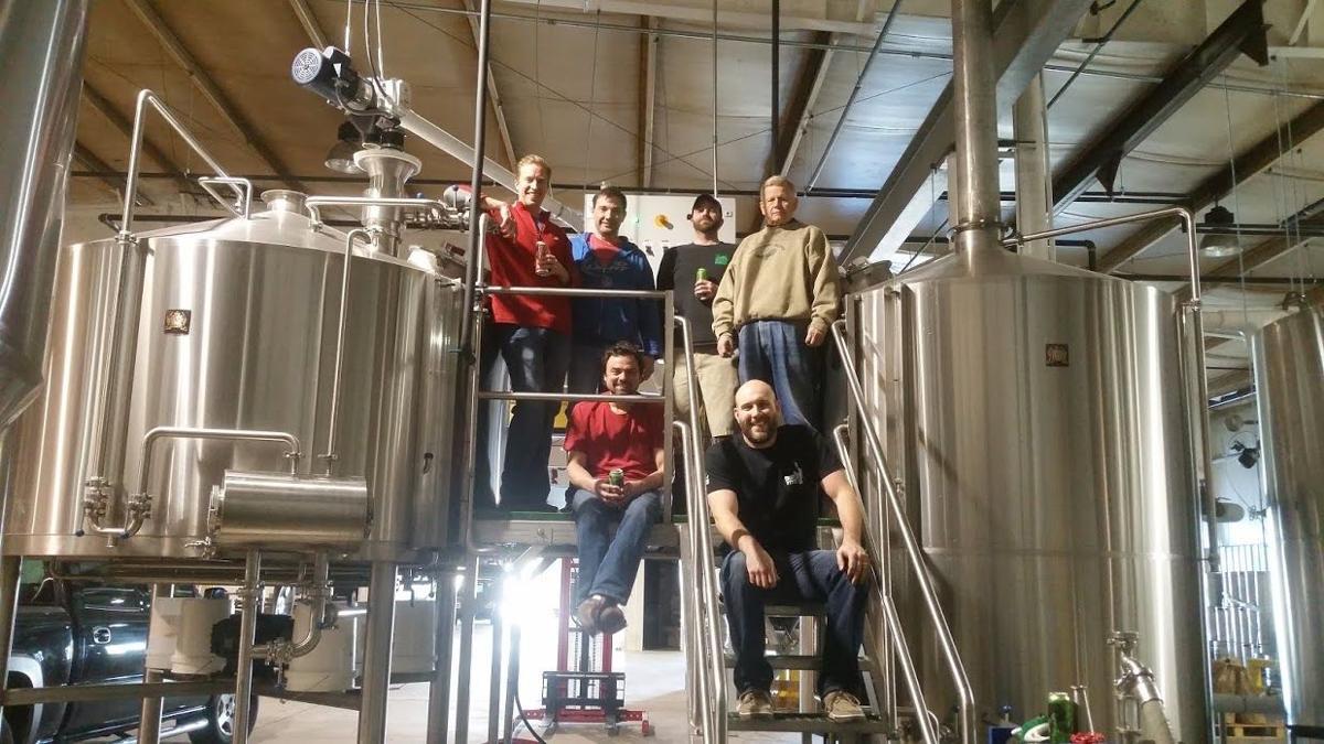 Root Sellers & Rock Bridge Brewing Team