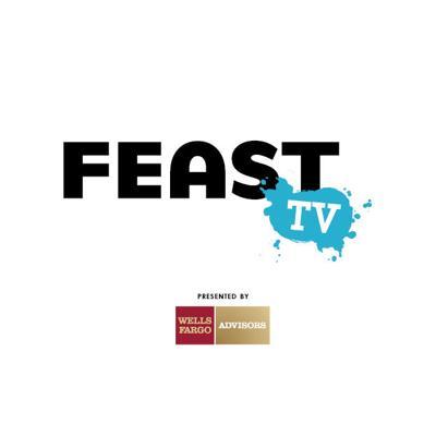 Feast TV Wells Fargo logo