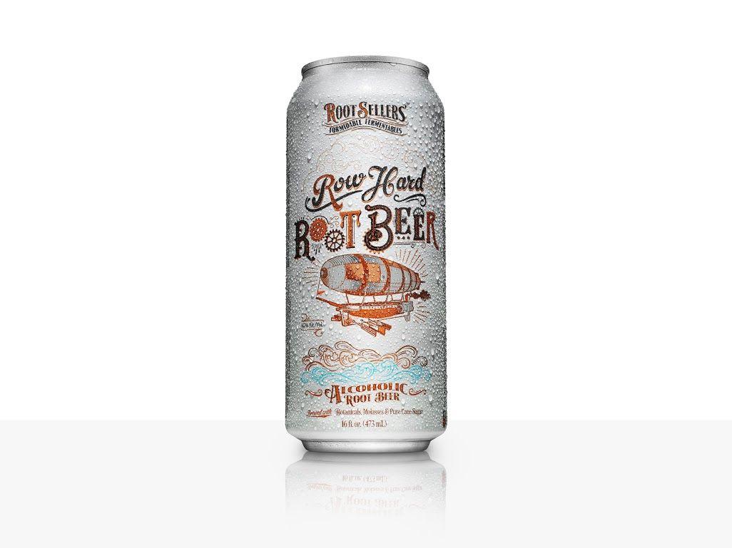 Root Sellers: Row Hard Root Beer
