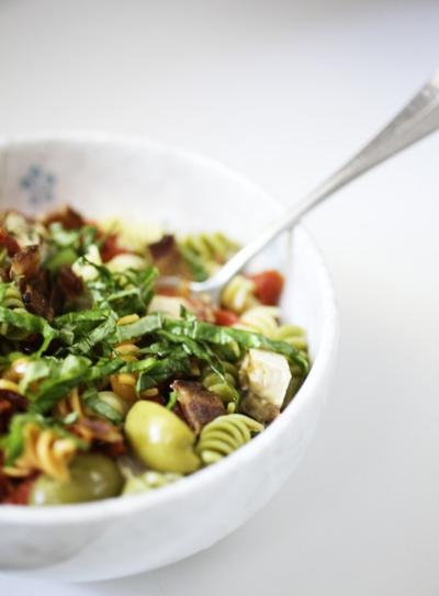 School Lunch Recipe: Pasta Salad