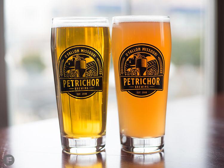 Petrichor Brewing Beers