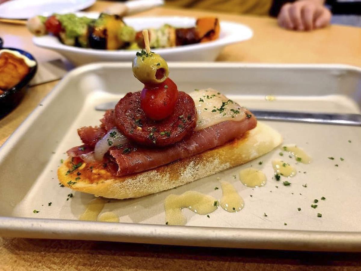 Olé Eatery Tapa