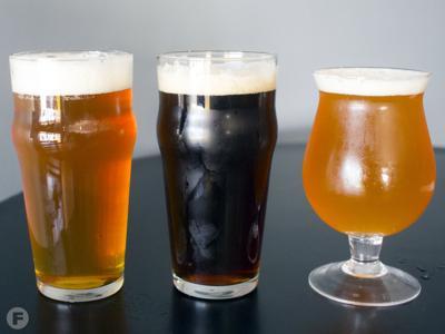 Third Wheel Brewing Beers