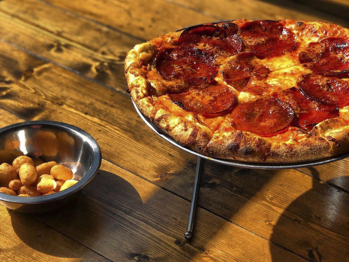 Missouri Pizza Co. Pepperoni Pizza