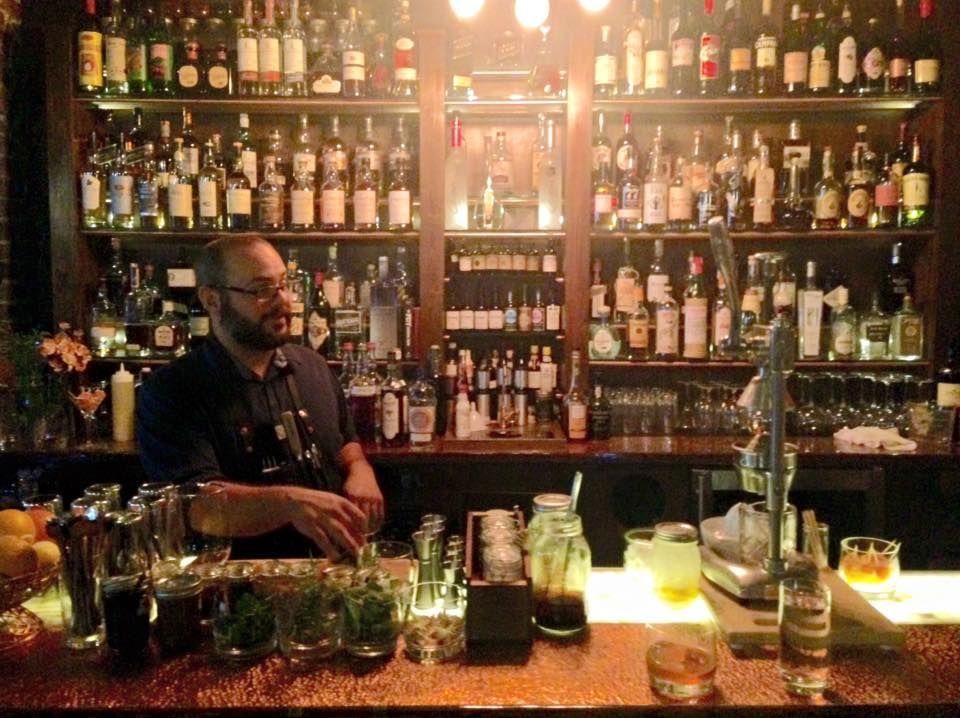 The W Bar