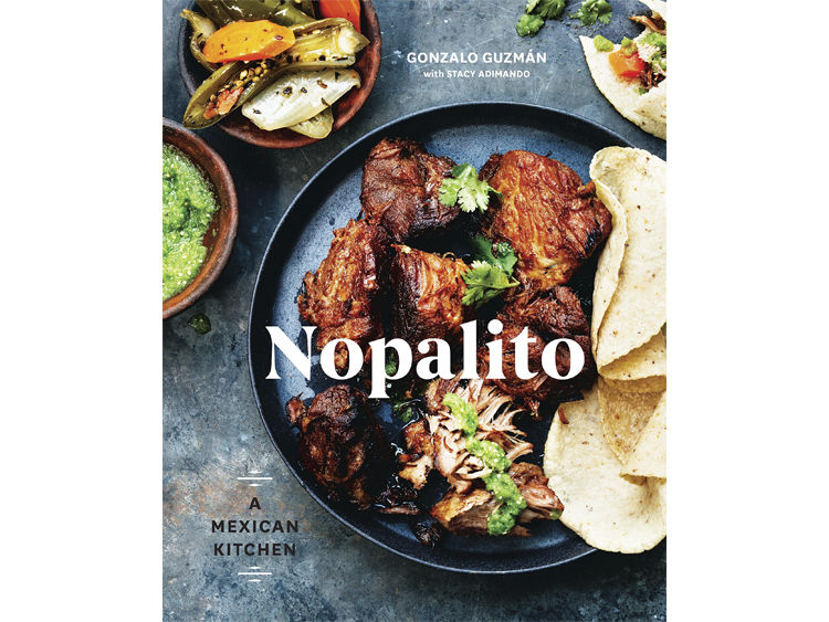 Nopalito Cookbook