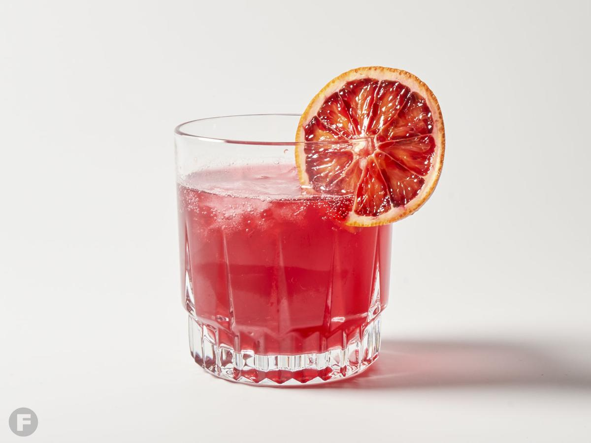 Blood Orange Fauxgroni