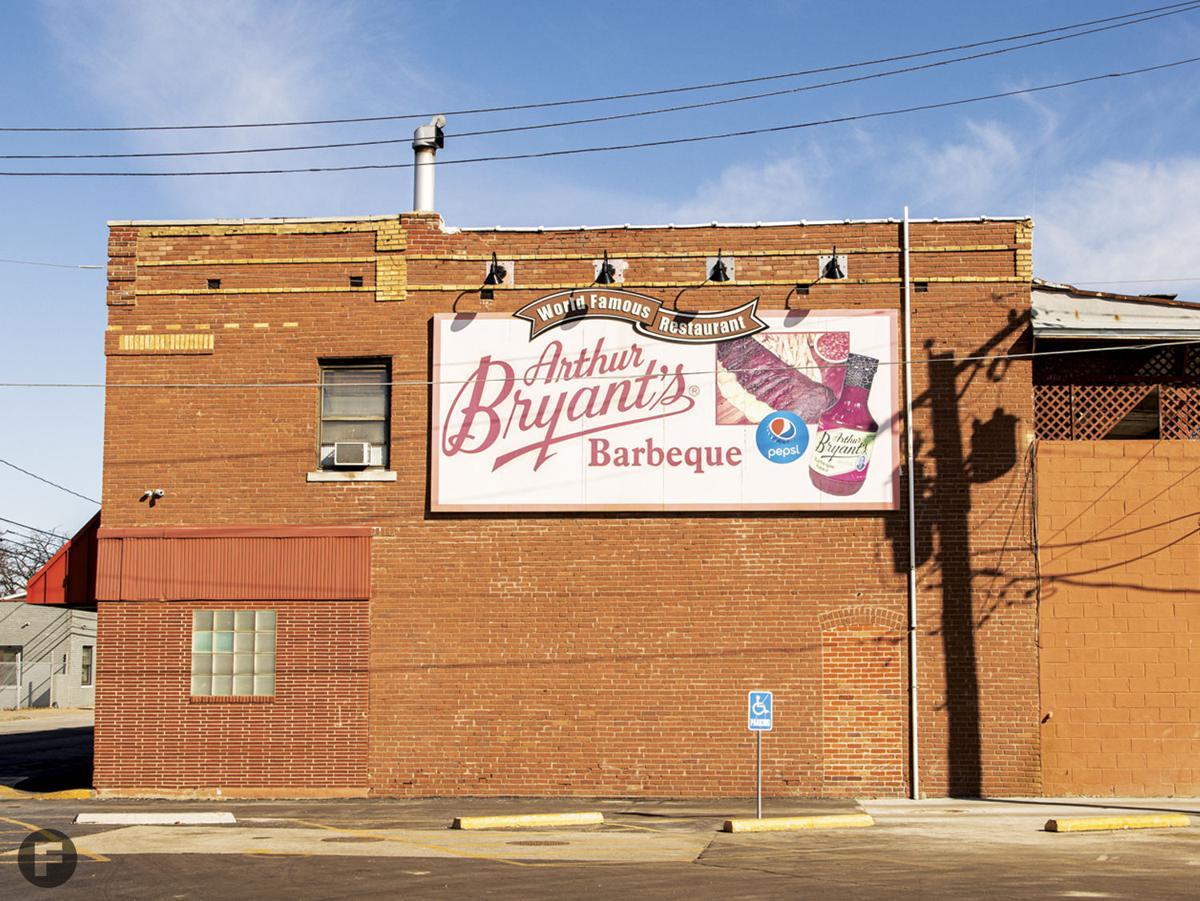 Arthur Bryant's exterior