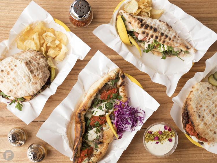 Balkan Treat Box Dishes