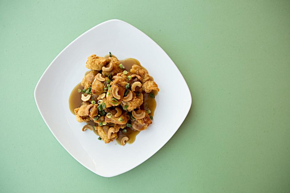 Springfield Style Cashew Chicken Recipe Feastmagazine