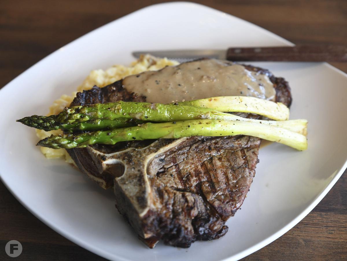 Soirée Steak & Oyster House Steak