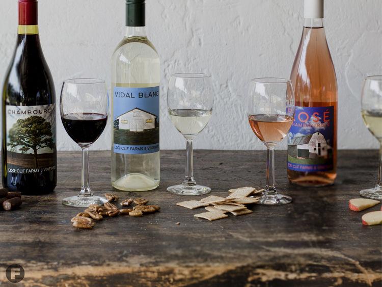 Edg-Clif Farms & Vineyard Wines