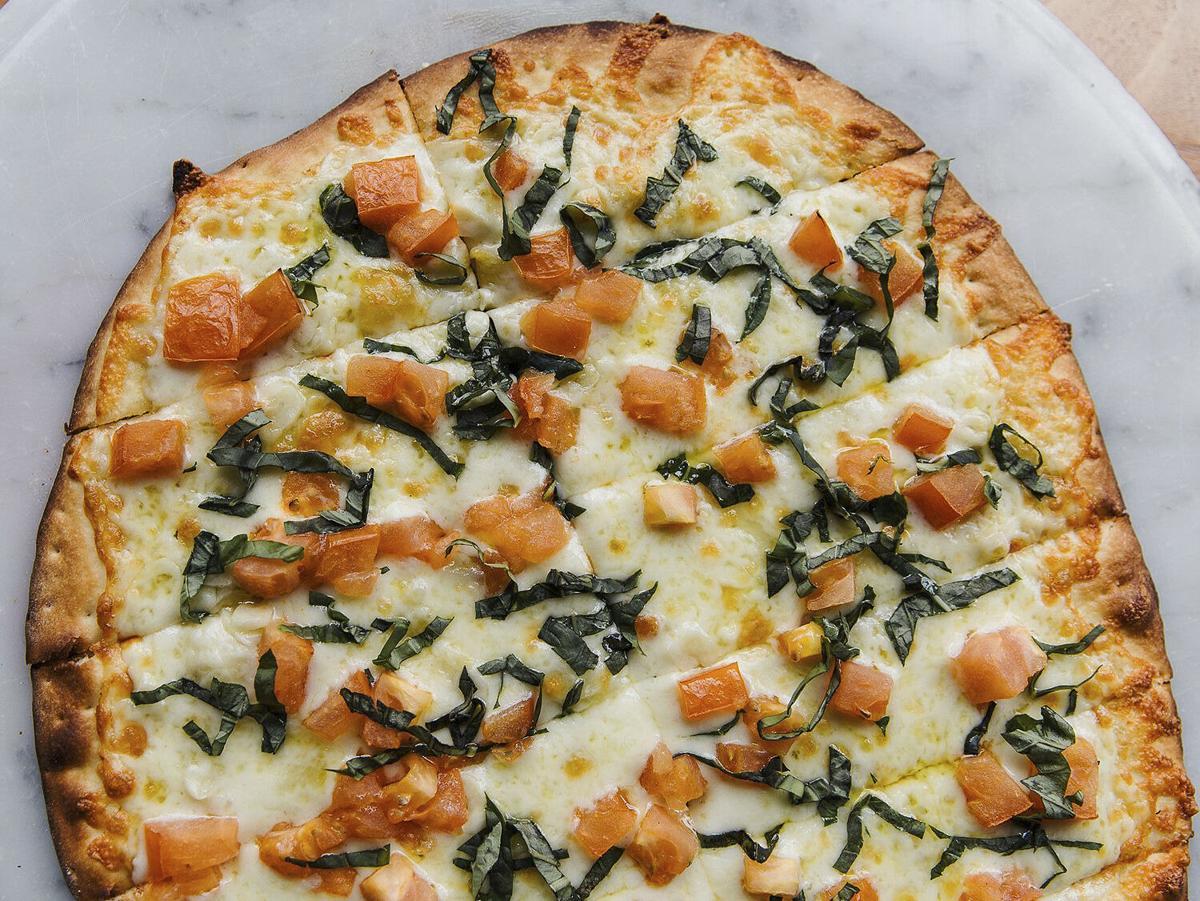 Rockhill Pizza Margherita Pizza
