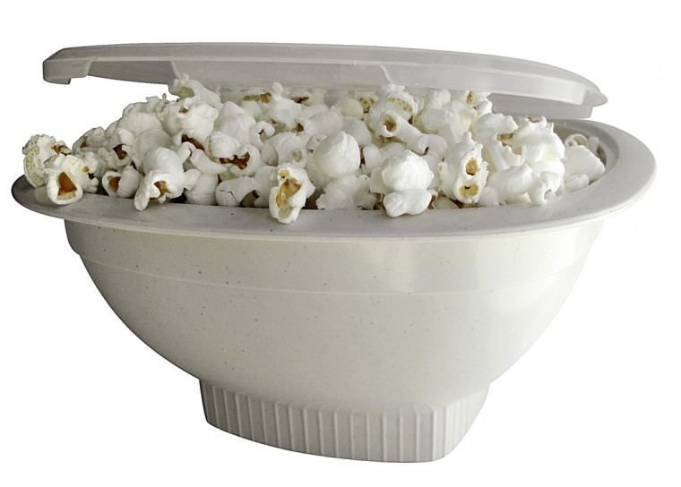 Gadget A Go Microwave Popcorn Poppers Feast Magazine
