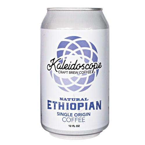 Natural Ethiopian Single-Origin Coffee