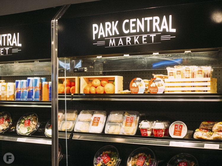 Park Central Market Interior