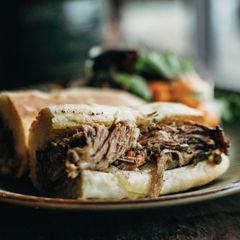 Take Root Braised Cuban Sandwich