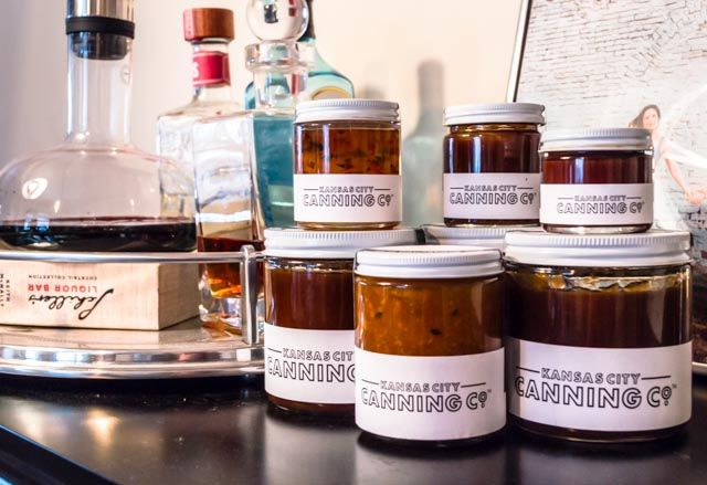 Kansas City Canning Co: Preserves