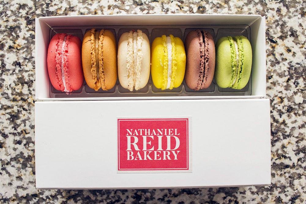 Nathaniel Reid Bakery Macarons