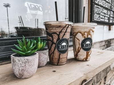 Rise Coffee Co. Shakerato