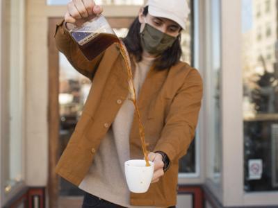 Sam Elliott of The Coffee Ethic