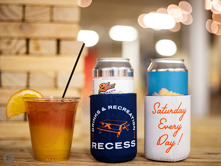 Recess STL Drinks