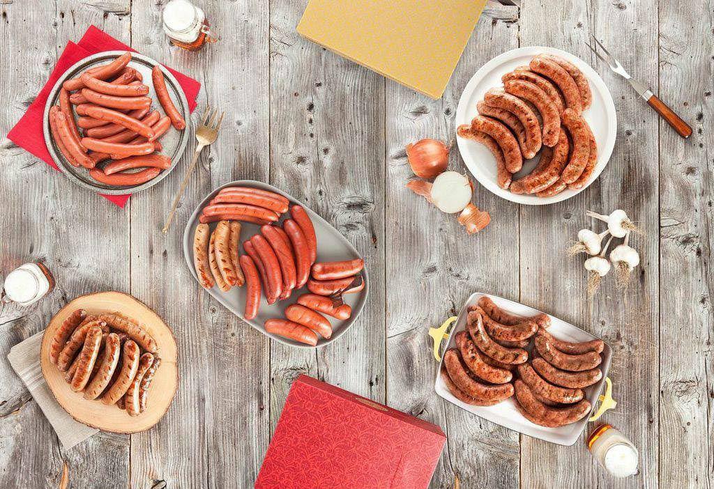 Road Trip Milwaukee Usinger's Famous Sausage