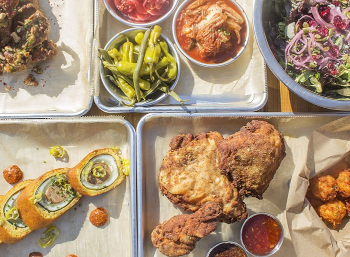 Byrd Barrel Now Open Cooking Up Gourmet Chicken And More Fast