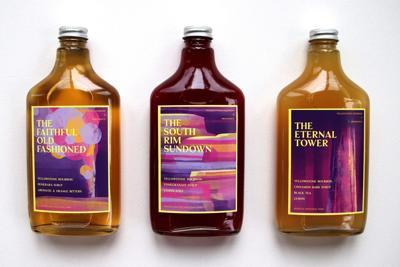 Brennan's national park cocktails