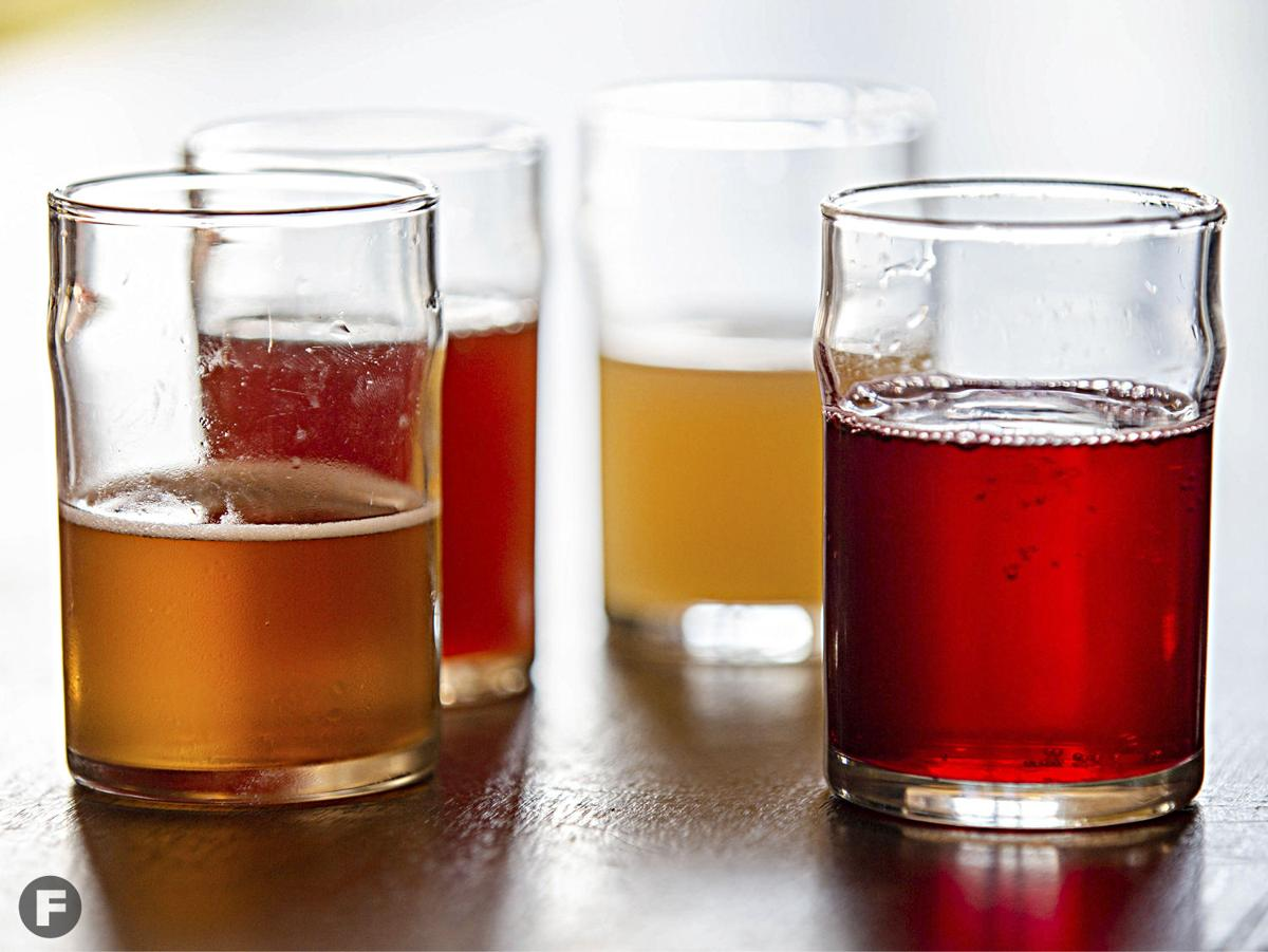 Ebb and Flow Fermentations Beers