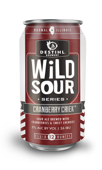 Destihl Brewery's Cranberry Criek