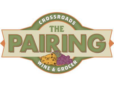 The Pairing Crossroads Wine & Grocer Logo