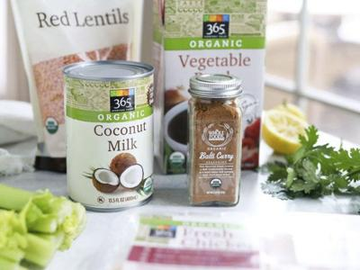 Whole Foods Market Items