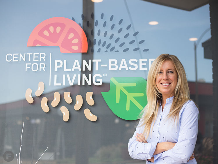 The Center for Plant-Based Living Caryn Dugan