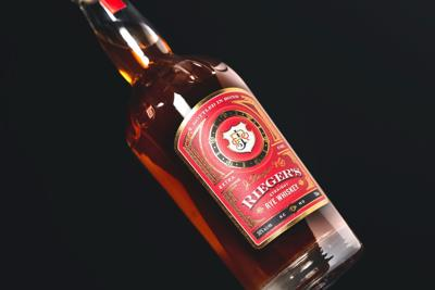 J. Rieger & Co. Rye Whiskey
