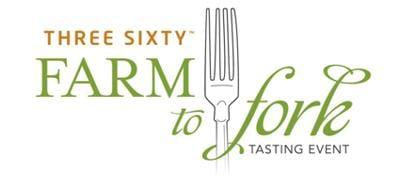 Three Sixty's Farm to Fork tasting event
