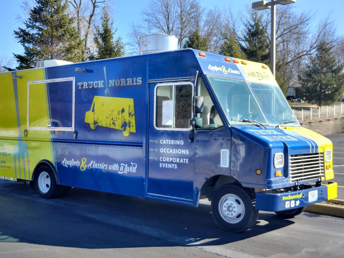 City Classics Food Truck Menu