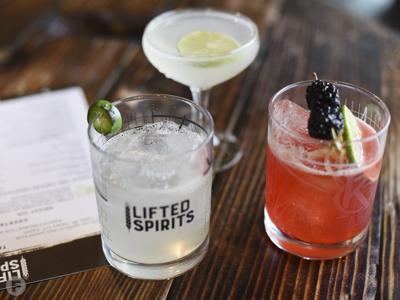 Lifted Spirits Cocktails