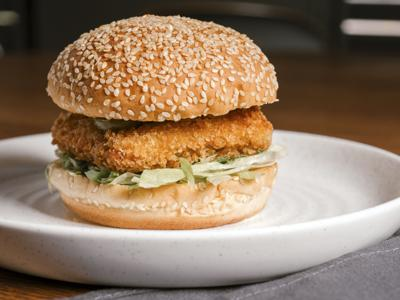 Tempus Fried Chicken Sandwich